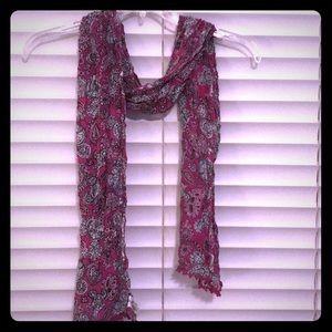 Disney Park scarf
